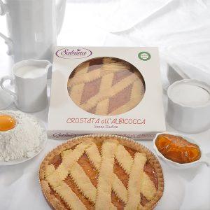 Crostata all'Albicocca - Sabrina Senza Glutine