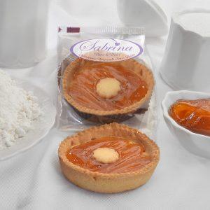 Crostatina all'Albicocca - Sabrina Senza Glutine
