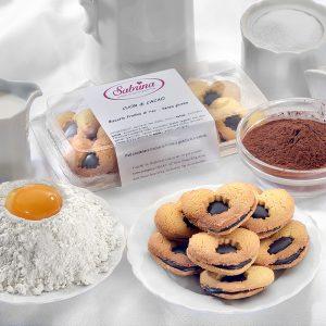 Cuor di Cacao - Sabrina Senza Glutine