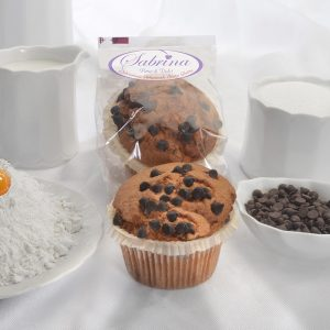 Plumcake Gocce di Cioccolato - Sabrina Senza Glutine